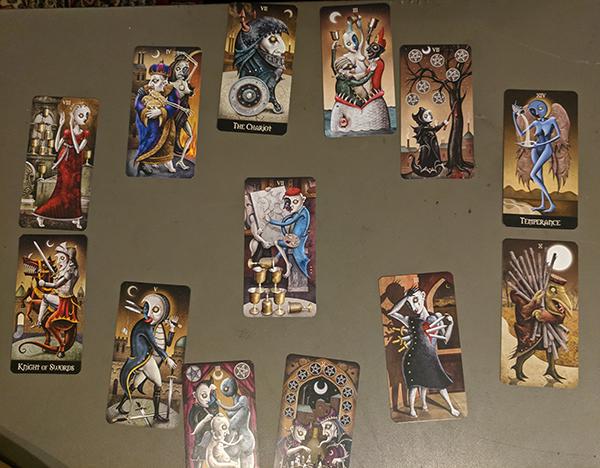 Tarot reading #3