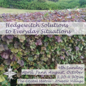 Hedgewitch Solutions to Everyday Situations