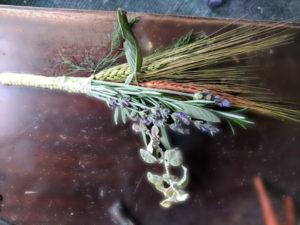 Altar Broom