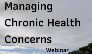 managing chronic health concerns