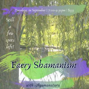 Faery Shamanism