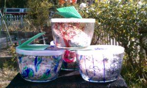Portable Goddess Clearing Bowls
